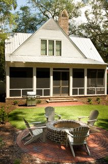 Palmetto Bluff Cottages - traditional - exterior - charleston - by Resort Custom Homes