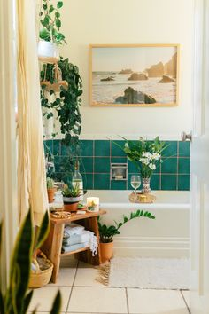 you know how i love a self-care bubble bath candles lit and slow music playing happy plant bbs a cheerful lil tub. Apartment Interior Design, Interior Styling, Interior Decorating, Old Apartments, Dream Apartment, York Apartment, Clever Design, Clawfoot Bathtub, House Rooms
