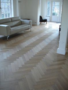 I'm really starting to like herringbone flooring :-) Parquet Flooring, Wooden Flooring, Wood Ceramic Tiles, Old Town Apartments, Mercer Hotel, New York Loft, Beach Shack, Living Room Flooring, Love Home