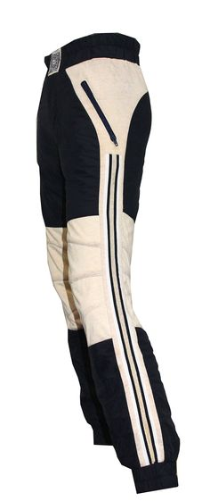 Rare 1980s BODY MAP padded sports trousers | From a collection of rare vintage sportswear at https://www.1stdibs.com/fashion/clothing/sportswear/