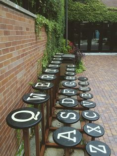 awesome outdoor seating
