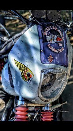 Angels Logo, Hells Angels, Bike Art, Drag Racing, Choppers, Angles, Badass, Addiction, Motorcycle