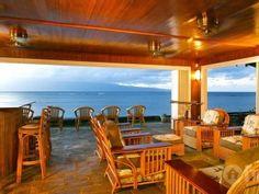 Kahana Ocean Front Home -  Sleeps 12 - $1000 nt -  MAY DATES!Vacation Rental in Kahana from @HomeAway! #vacation #rental #travel #homeaway