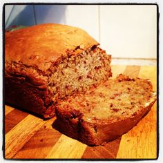 Thermomix sugar free date loaf Whole Food Recipes, Dessert Recipes, Cooking Recipes, Desserts, Healthy Meals For Kids, Healthy Treats, Date Loaf, Thermomix Bread, Bakken