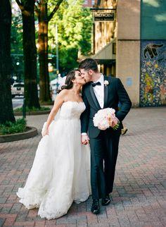 UNC Chapel Hill Real Wedding By Lauren Rosenau Photography |