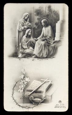 Pictures Of Jesus Christ, Religious Pictures, Rosary Catholic, Catholic Art, Vintage Holy Cards, Prayer Cards, Love Wallpaper, Drawings, Jesus Is