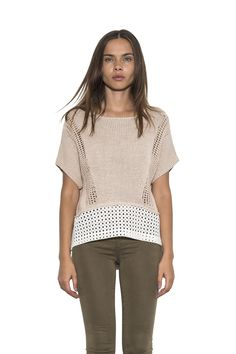 Tory Lace Pullover