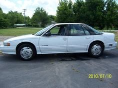 Oldsmobile Cutlass Supreme S ~ still driving my 2 door 95 that looks like this