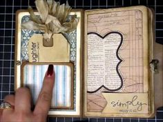December Daily Lapbook 2012 with Kathy Orta - YouTube