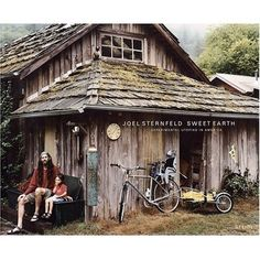 Joel Sternfeld: Sweet Earth- Experimental Utopias in America. This is an incredible book of photography and stories. I saw some of the photos/stories at and art showing and would love a copy of the complete work.