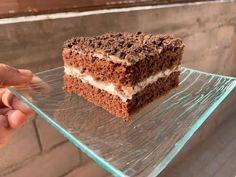 Sweet Desserts, Sweet Recipes, Latte, Torte Cake, Bakery Cakes, Biscotti, Nutella, Italian Recipes, Cupcake Cakes