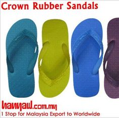Visit- http://www.hanyaw.com.my/Products/Crown_Rubber_Sandals_CH-911.html