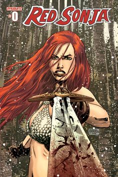 As part of their 10th Anniversary celebration, Dynamite has decided to do #0 issues for four of their titles. Today we focus on Red Sonja #0 with series writer Gail Simone as she talks with Matt Brady.