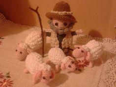 pastorello e pecorelle