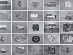 Inventory of Objects Belonging to a Young Man of Oxford: Christian Boltanski - Modern Art Oxford