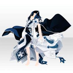 上半身/インナー セメンテリアの教皇正装Aブルー Undertale Cosplay, Anime Poses Reference, Adventure Outfit, Anime Dress, Dress Sketches, Cocoppa Play, Fashion Design Sketches, Anime Scenery, Castlevania