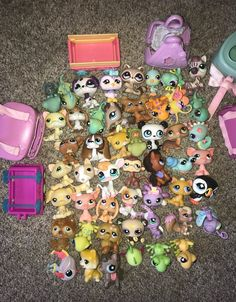 Littlest pet shop lot 50 pets and accessories in good condition Lps Littlest Pet Shop, Little Pet Shop Toys, Little Pets, Needle Felted Animals, Felt Animals, Cute Animals, Dog Playpen, Barbie Kids, Lps Accessories