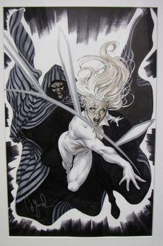 Cloak and Dagger by David Yardin