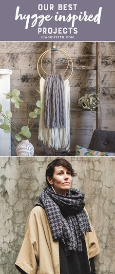 Our Best Hygge Inspired Project - Lia Griffith - www.liagriffith.com #diyinspiration #hygge #diyhomedecor #diystyle #madewithlia
