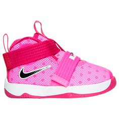 8ae6813cf54 Boys  Toddler Nike LeBron Zoom Soldier 10 Basketball Shoes
