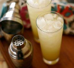 The Skinny Colada 1.5 ounces Malibu Coconut Rum 1 ounce Organic Pineapple Juice 4 ounces Coconut Water (I like Vita Coco)