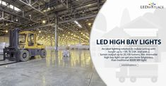 The LED High Bay Lights are designed for taller ceiling and large space. This light creates a high illuminate light power to safe and secures your place from any incident. These lights are a perfect use for Warehouses, stores, supermarkets, retai. Power Bill, Bay Lights, Energy Efficient Lighting, Tall Ceilings, High Energy, Lighting Solutions, How To Run Longer, Canada, Led