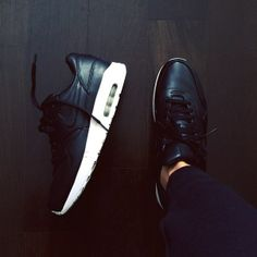 #NIKE #shoes #black
