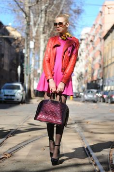Street Style milanais !