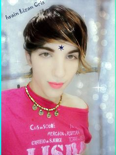 IWAIN LIZAN CRIS EN IMÁGENES DE GOOGLE 2014  #IWAINLIZANCRIS #IMAGES #2014 #ANDROGYNOUS #LIFE
