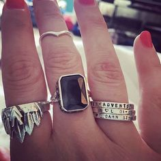 C o l l e c t i o n G o a l s @lil_lozface has got a mega #bmmcollectionFeaturing Kika Wishbone midi Black Polaris & #bmmstacks Shop here http://ift.tt/2oonkJ8 #bloodymarymetal #teambmm