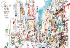Sketch (2010) by Felix Scheinberger