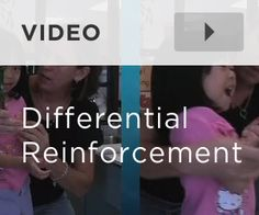 "Autism Training Solutions video ""Differential Reinforcement"""