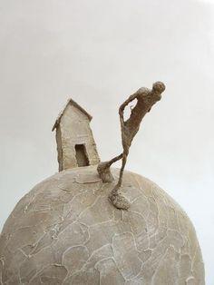 Artists | Antoine Jossé 1970 | French surrealist sculptor and painter | for mor inspirations and ideas visit: www.bocadolobo.com #bocadolobo #luxuryfurniture #exclusivedesign #interiordesign #designideas