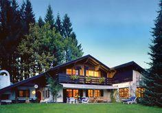 Isartaler Holzhaus - Holzhaus am Tegernsee