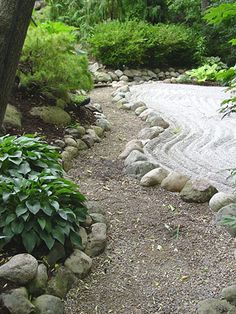 for landscaping River Rock Landscape Decoration friver rock for landscaping River Rock Landscape Decoration f 12 Rock Paintings Inspiration For Home Decor - Painting Tutorial Videos Garden Design, River Rock Garden, River Rock Landscaping, Zen Garden Diy, Temple Gardens, Zen Garden, Japanese Garden, Landscape Decor, Landscape