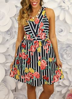 Point of Perfection Dress