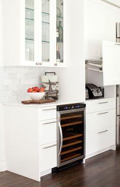 Appliance Garage, Transitional, kitchen, The Cross Decor & Design