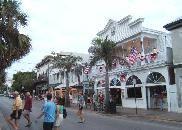 Duvall Street Key West, Florida