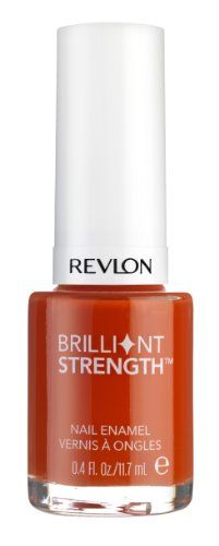 Revlon Brilliant Strength Nail Enamel  Inflame  04 oz -- More info could be found at the image url.Note:It is affiliate link to Amazon.
