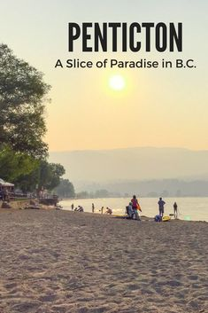 If you are looking for a family friendly town where the kids have endless beaches to explore, lakes to discover and lots of kid approved adventures, then look no further than Penticton. In the heart of BC's Okanagan, find out why it should be top of your Solo Travel, Travel Usa, Travel Tips, Columbia Travel, Travel Guides, Alberta Canada, Quebec, Places To Travel, Places To See