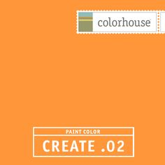 Colorhouse CREATE .02:  Lively and animated. Field of California poppies. Bushel of carrots. Commercial spaces and contemporary homes.