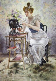 Karl Gampenrieder (1860 - 1930)