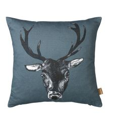 Graduate Collection Stag Cushion | Wayfair UK