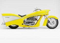 Ness-staglia - Arlen Ness 57 Chevy Bike