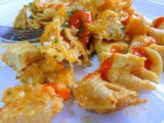 Cookin' Cowgirl: Buffalo Chicken Pasta Bake