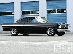 1965 Ford Falcon - Bird Of Play. I would love to build one in Dad's memory.