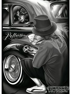 Lowrider Arte by David Gonzales