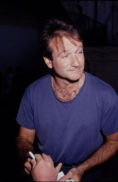 Remembering Robin Williams ( 21 July 1951 - 11 August 2014)