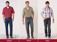 Signature by Levi Strauss & Co.™ - Comfortable, durable and affordable jeans for men.