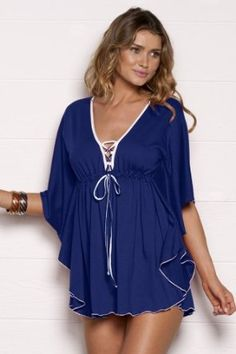 Becca Red, White & Blue Tunic!